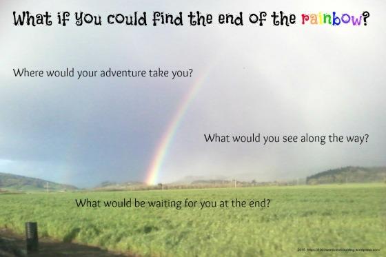 rainbow prompt